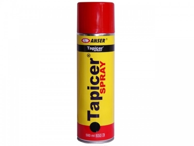 Klej TAPICER spray 500ml